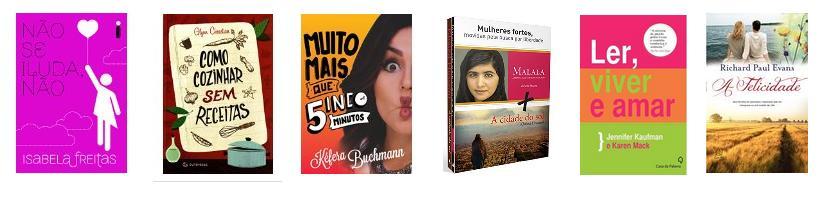 amigo oculto _ livros